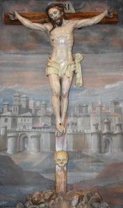 Fotografía del Cristo Miserere de Sotillo de la Ribera